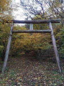 浅間神社鳥居